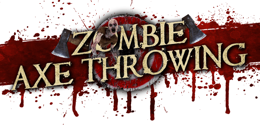 zombie axe throwing